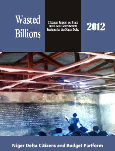 Wasted billion 2012