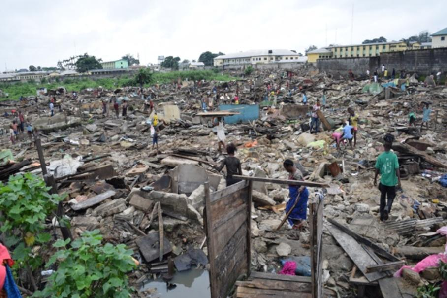 Victimization and the Unjust Demolition of 'Waterside' Communities in Port Harcourt