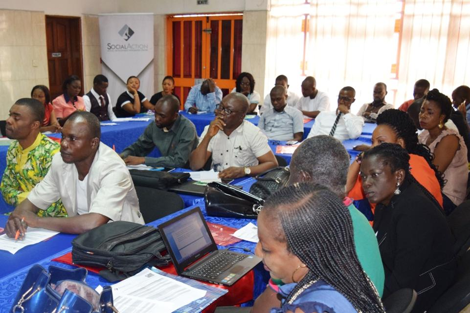 Workshops Focus on Promoting Accountability through the 2019 General Elections