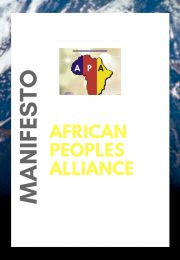 AFRICAN PEOPLES ALLIANCE