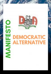 DEMOCRATIC ALTERNATIVE