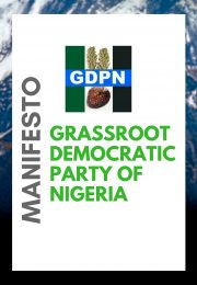 GRASSROOT DEMOCRATIC PARTY OF NIGERIA