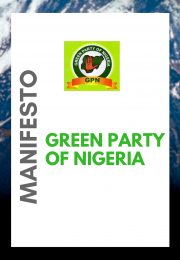 GREEN PARTY OF NIGERIA