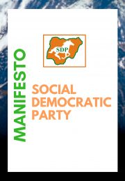 SOCIAL DEMOCRATIC PARTY