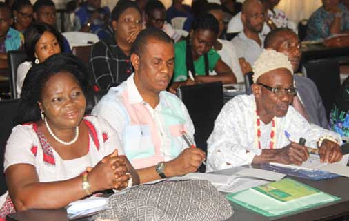 Participants-at-the-Uyo-Town-Hall-Meeting-listening-attentively-and-familiarize-with-the-Constituency-Projects-tracking-App