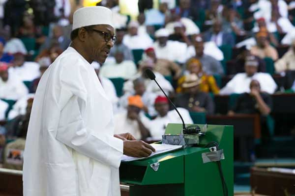President-Muhammadu-Buhari,-presenting-the-Budget-to-the-joint-session-of-the-National-Assembly
