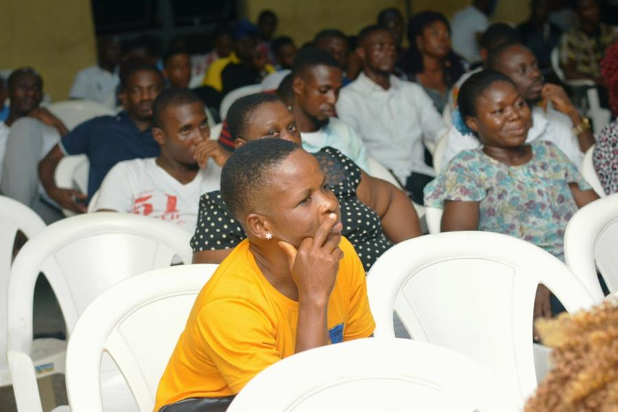 Social Action Town Hall Strengthening Citizens' Against Corruption