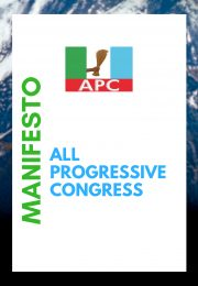 ALL PROGRESSIVE CONGRESS