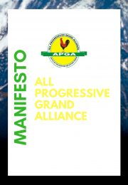 ALL PROGRESSIVE GRAND ALLIANCE