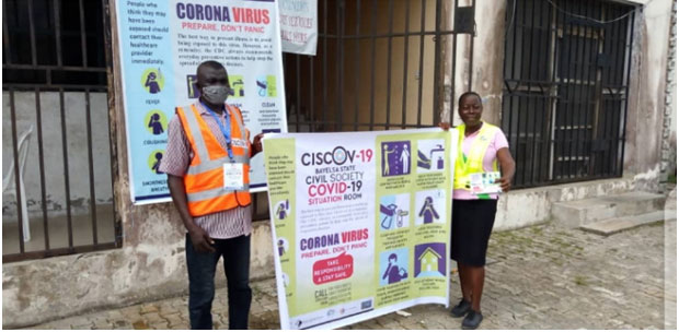 CSO-COVID-19-Situation-Room-on-a-sensitisation-mission-in-a-community-in-Bayelsa
